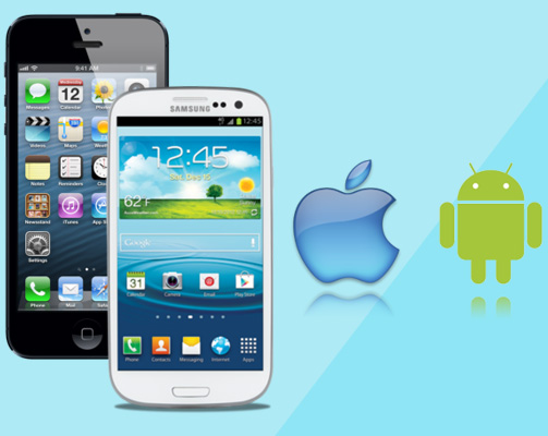 Android & iOS Application